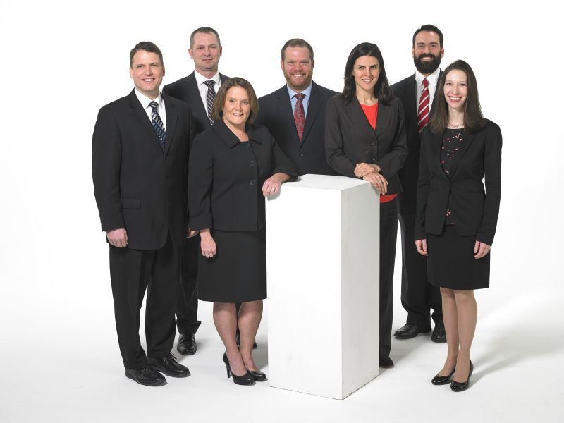 The MoneyAdvice@Work financial wellness services team of Francis Investment Counsel